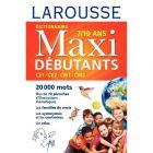 Dictionnaire Larousse maxi debut ce/cm