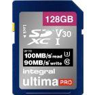 INTEGRAL - INSDX128G-100 - CARTE MEMOIRE INTEGRALE PREMIUM SD XC 128GO