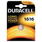 Duracell -774678 - Pile lithium 3V - CR1616 - Blister de 1