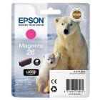 Epson - C13T26134012 - Cartouche Magenta