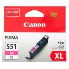 Canon - CLI-551 XLM - Cartouche magenta