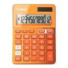 Canon - LS-123K - Calculatrice de bureau couleur orange