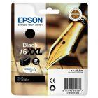 Epson - C13T16814012 - Cartouche Noir