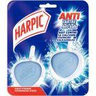 Harpic - 006982 - Bloc cuvette anti-tartre - Blister de 2