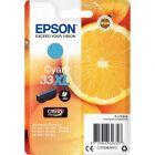 Epson - C13T33624010 - Cartouche Cyan
