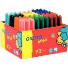 Maxi classpack de 72 feutres Bébé dont 6 gratuits