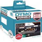 Dymo - 1976414 - Etiquette résistante blanc - 59x102 mm - 1 Rouleau de 50