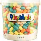 PLAYMAIS - 160027.3 - Seau de 1000 flocons PLAYMAIS