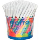 OMYACOLOR - 5215 00 - Feutre coloriage pointe moyenne assorti - pot de 96