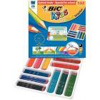 Bic kids - 4001052 - Crayon de couleur évolution - Class pack de 144