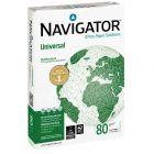 NAVIGATOR - 06102 - Ramette papier A4 Navigator 80g - Blanc