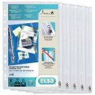 Elba - 100207006 - pochette perforée fourre-toutt - Sachet de 10