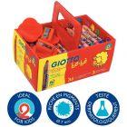 OMYACOLOR - 461300 - Crayon de couleur maxi bebe - schoolpack de 36 crayons