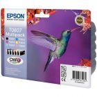 Epson - C13T08074011 - Cartouche couleur
