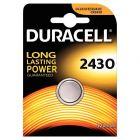Duracell - 030398 - Pile lithium 3V - CR2430 - Blister de 1