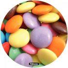 Fellowes - 5881203 - Tapis souris rond - Décor Bonbon