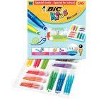 BIC - 66920 - Feutre coloriage pointe extra large - Classpack de 96