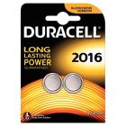 Duracell - 203884 - Pile lithium 3V - CR2016 - Blister de 2