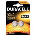 Duracell - 203907 - Pile lithium 3V - CR2025 - Blister de 2