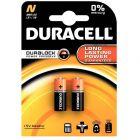 Duracell - 203983 - Pile alcaline 1.5V - LR01 E90 -MN9100 - Pack de 2