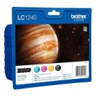 Brother - LC1240 - Cartouche couleur