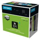 Dymo - S0720690 - Ruban cassette - 9mm x 7m - Bleu sur Blanc