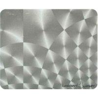 Tapis de souris optique / laser gris