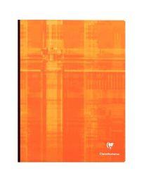Clairefontaine - 69341C - Cahier brochure grand carreaux - 192 Pages - 24X32 cm