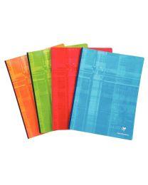Clairefontaine - 69342 - Cahier brochure petit carreaux - 192 Pages - 24X32 cm