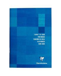 Clairefontaine - 3689 - Cahier bord de l'eleve A5 - 40 Pages