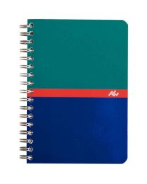 Conquerant - 100100456 - Carnet spirale petit carreaux - 105x148 mm - 180 Pages