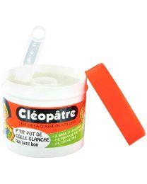 Cleopatre - CB100 - Pot de colle blanche en pâte 85g