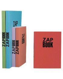 Bloc de brouillon zap book A5 uni
