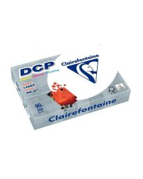Clairefontaine - 1833 - Ramette papier DCP A4 90g - Blanc - 500 Feuilles