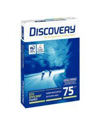 Discovery - 083271 - Ramette papier A4 - 75g - Blanc - 500 Feuilles