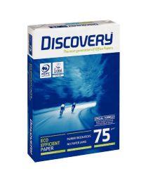 Discovery - 083301 - Ramette papier A3 - 75g - Blanc -  500 Feuilles