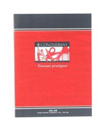 Hamelin - 100103720 - Cahier piqûre travaux pratiques - 17x22 cm - 96 Pages