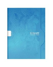 Clairefontaine - 7480 - Cahier dessin uni blanc - 24x32 cm - 48 Pages