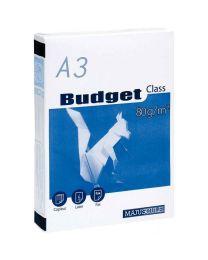 Ramette papier A3 Budget 80g - Blanc