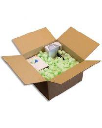 Particules de calage Flo-Pack green pour emballage - Sac de 500 litres Flo-pack®