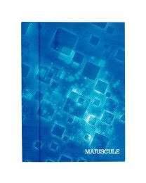Cahier piqures grand carreaux 24x32 96p 90g
