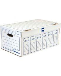 Container archive + couvercle - Paquet de 5