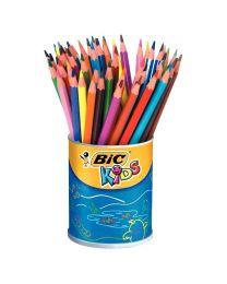 Bic kids - 705842 - Crayon de couleur évolution - Pot de 60