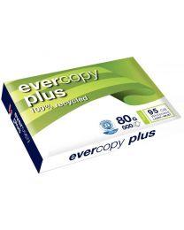Clairefontaine - 50038 - Ramette papier A3 Evercopy recyclé 80g blanc - 500 Feuilles