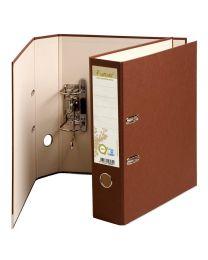 Exacompta - 53984E - Classeur à levier forever dos 8cm - Chocolat