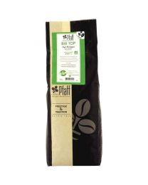 Cafe en grain 1kg bio 100% arabica