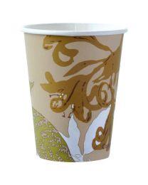 Gobelet en carton bio-dégradable pour boissons chaudes 12 cl - sachet de 50