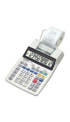 Machine à calculer imprimante de bureau Sharp 12 chiffres EL-1750V