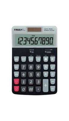 Machine à calculer de bureau Trully 10 chiffres 670-10