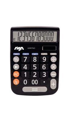 Machine à calculer de bureau Sign 12 chiffres 22857NO